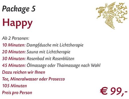 Spa Package 5 Stuttgart