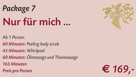 Spa Package 7 Stuttgart